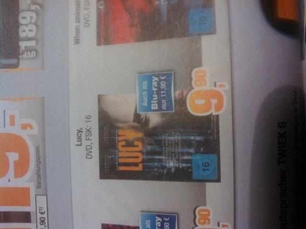 (Expert Bening) Lucy Blu-Ray 11,90€