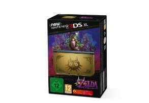 New 3DS XL Majoras Mask & MH4U Bundle bei Mediamarkt/Saturn Online vorbestellbar