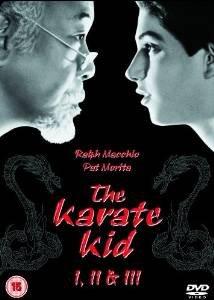 KARATE KID I-III DVD @Amazon UK MP