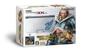 New 3DS XL - Majoras Mask oder Monster Hunter 4 Ultimate Bundle Limited Edition