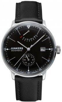 Junkers Automatik Herrenuhr Bauhaus in Schwarz 30% Rabatt @promondo