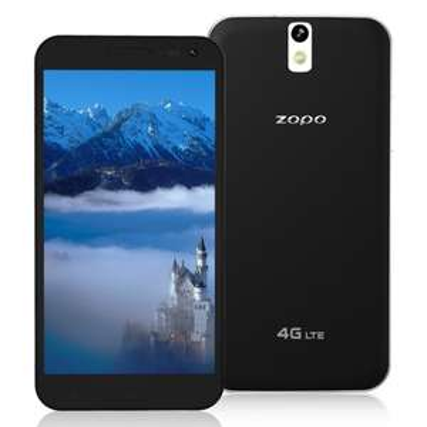 ZOPO ZP999pro Dual-SIM, 32GB ROM + 32GB Speicherkarte + Zubehör