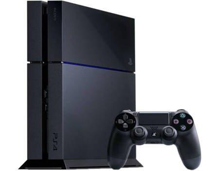 Sony PlayStation 4, Spielkonsole, 500 GB HDD