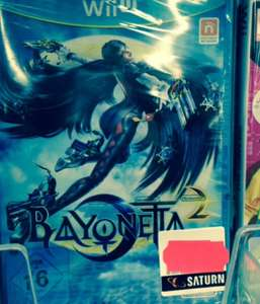 (Lokal Bochum) Bayonetta 2 für WiiU im Saturn Bochum