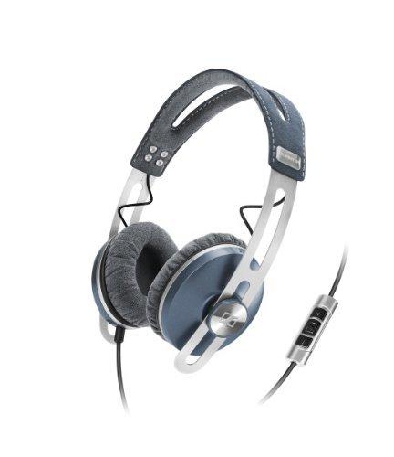Sennheiser Momentum On-Ear (blau) für 103,28€ @Amazon.es