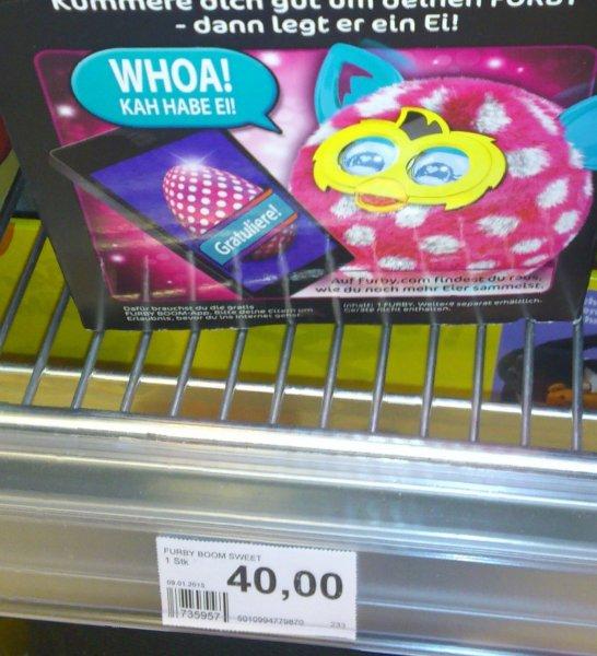 [lokal Wolnzach?] Rossmann Furby Boom 40€ diverse Farben