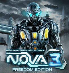 [Android&IOS] N.O.V.A. 3: Freedom Edition (Near Orbit. Remake!!) GRATIS
