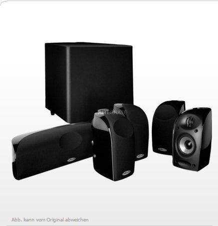 "Polk Audio Lautsprechersystem 5.1 ""TL1600 bei Zack Zack"