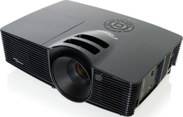 Optoma HD141X Beamer - Full-HD, 3D ready, Lautsprecher - 489€ - notebooksbilliger
