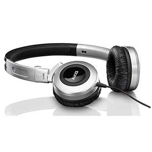 AKG K430 Over-Ear-Stereo-Kopfhörer mit Lautstärkeregler - Silber für 25,81 Euro @Amazon.co.uk
