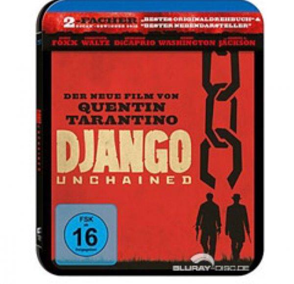 [lokal Hilden?]Django Unchained Bluray Steelbook 9,99€