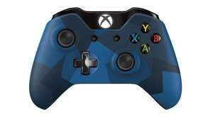 Microsoft Xbox One Wireless Controller Midnight Forces Special Edition 49€