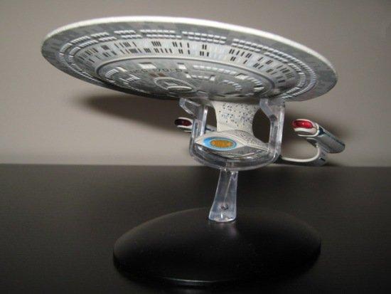 [offline] NCC-1701-D-Modell aus Star Trek Next Generation