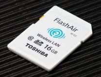 Toshiba WIFI SD Airflash Class 10 16 gb/8gb für 24/17€ @meinpaket