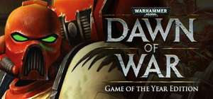 (STEAM) Space Hulk oder Warhammer® 40,000: Dawn of War® - Game of the Year Edition für je 2,49€ (Master Colletion für 7,49 €) @ Humbe Store