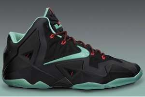 "[Footlocker.de] Nike LeBron 11 - ""Diffused Jade"" Edition"