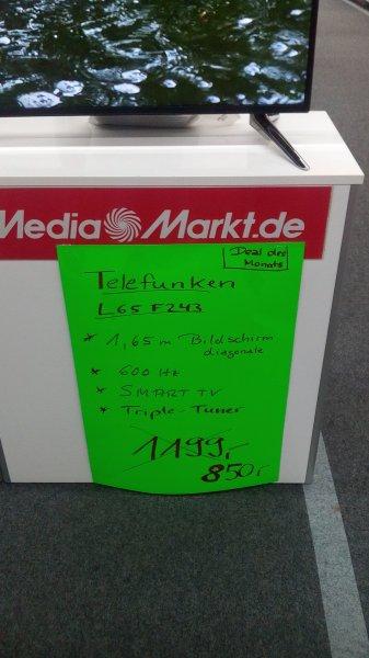 Telefunken L65 F243 Media Markt Mülheim