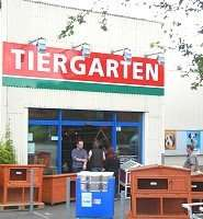Wegen Geschäftsaufgabe Tiergarten in Bielefeld Rabatte bis zu 50% noch verhandelbar