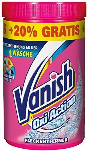 Vanish Oxi Action Pulver, 1er Pack (1 x 1.1 kg) @Prime (ansonsten noch 3 Euro Versand)