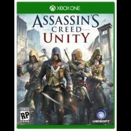 Assassin's Creed Unity Xbox One - Digital Code für 17,02 €, mit Gutschein 16,17 € @ cdkeys.com