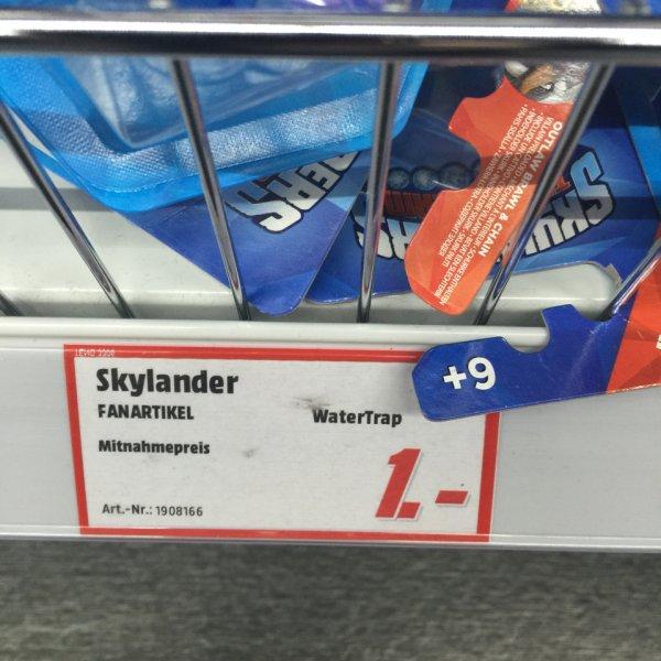 Skylanders Trap Team Wasserfalle bei Media Markt Ingolstadt offline