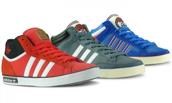adidas Sneaker VC 600, Post Player Vulc oder VC 1000 für Herren @groupon