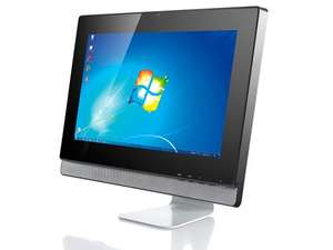 "Meteorit 19,5""-All-in-One Barebone-PC und Meteorit 13,3''-Notebook günstig bei Pearl"