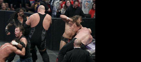 WWE - ganze SmackDown-Folge vom 16.1.2015 als kostenlosen Stream