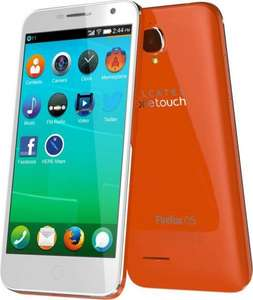 Alcatel One Touch Fire E 6015X  Firefox OS