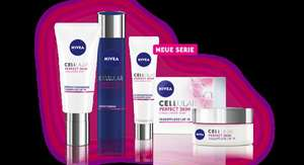 Nivea Cellular Perfekt Skin gratis testen (1,5 ml Probe)