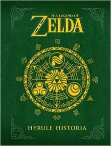 The Legend Of Zelda - Hyrule Historia (Hardcover, englisch) für 22,82€ inkl. Versand @amazon.co.uk