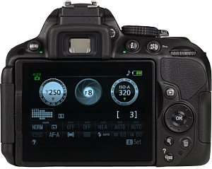 [DSLR] Nikon D5300 + 18-55MM VR + 50€ Cashback (487,08€ durch Cashback)