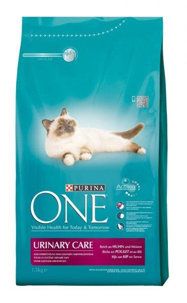 [Amazon Prime] Katzenfutter Purina One 3x1,5 Kg für 5,05€