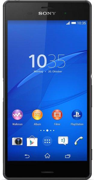 Sony Z3 für 24,99 € im Vodafone Netz