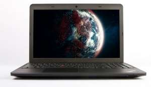 Lenovo ThinkPad Edge E531 - Core i3-3120M, 4GB RAM, 500GB HDD, Windows 8.1 - 399€ - cyberport [1% Qipu] - Vorführmodell 368,89€