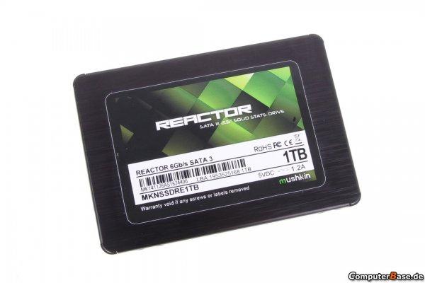 Mushkin Reactor 1 TB SSD [www.zackzack.de] für 329€