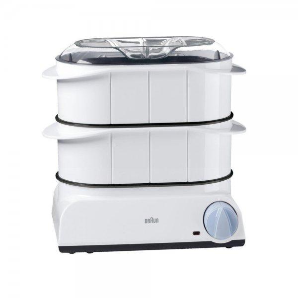 [Ebay WOW] Braun FS 20 Multi Gourmet Dampfgarer 850 Watt mit 3,1 L Fassungsvermögen
