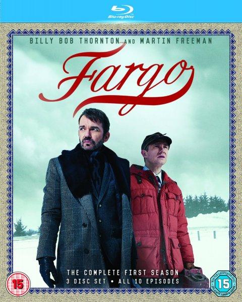 Fargo Season 1 Blu-ray für ca. 29 EUR