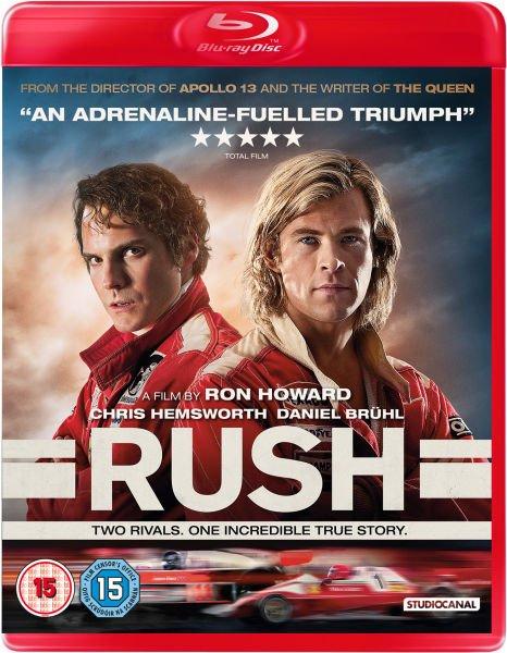 [Zavvi.de] Rush (Englisch only, Blu-ray) für 6,65€ inkl VSK