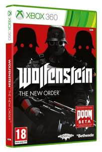 Wolfenstein: The New Order [XBOX 360] für 17,72€ inc. VSK bei @Amazon.fr