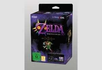 The Legend of Zelda: Majora's Mask 3D Special Edition [Wieder da] @Amazon.de