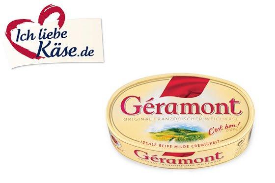 Norma - Geramont für 1,69€ abzgl. 40 Cent Scondoo für 1,29€
