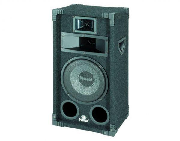 (MeinPaket-d-living) Magnat Soundforce 1200, Party Lautsprecher 8 Zoll für 36,99€