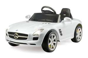 "Jamara Ride On Elektroauto für Kinder ""Mercedes SLS"" für 170€ + ggf. 1,99€ VSK @ Media Markt"