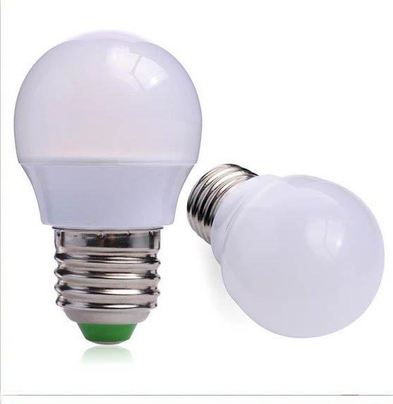 [Ebay] LED Birne E27 3W SMD Warmweiß 10x (ZEHN Stück!!) für 8,29€