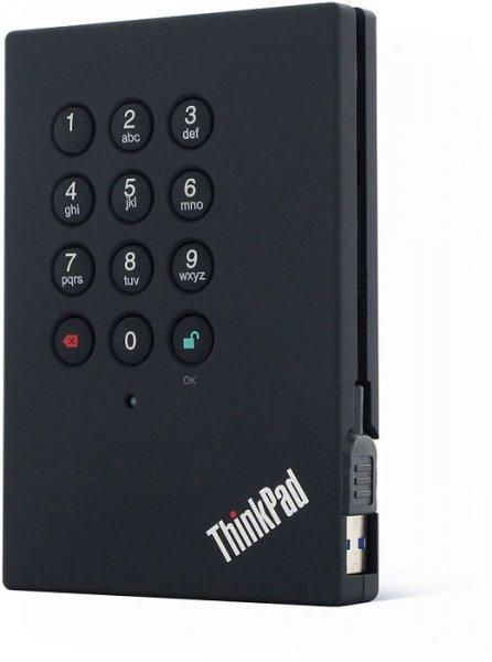 Lenovo USB 3.0 Secure HDD 1TB externe Festplatte mit 256 Bit AES Verschlüsselung 2te Chance