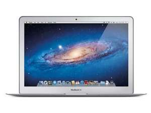 Apple MacBook Air 13 Zoll, 4 GB RAM, 256 GB Flash-Speicher für 1005,89 € inkl. VSK