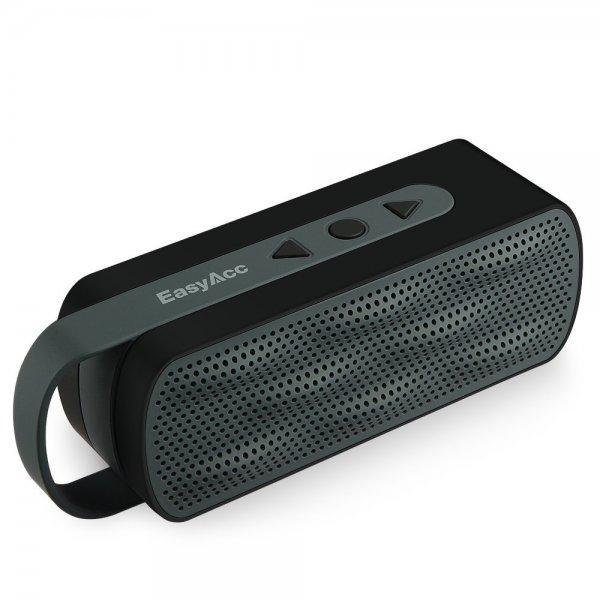 30% Rabatt auf EasyAcc Music Waves Bluetooth 4.0 Lautsprecher mit Freisprecheinrichtung und Super Bass