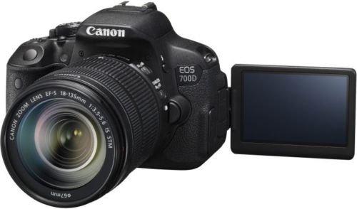 Canon EOS 700D + EF-S 18-135mm IS STM -> Ebay WOW-Angebot 649€ mit Cashback