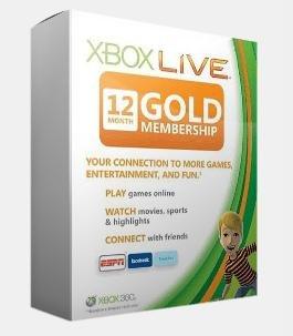 Xbox Live 12 Monate für 26,66€ bei G2A